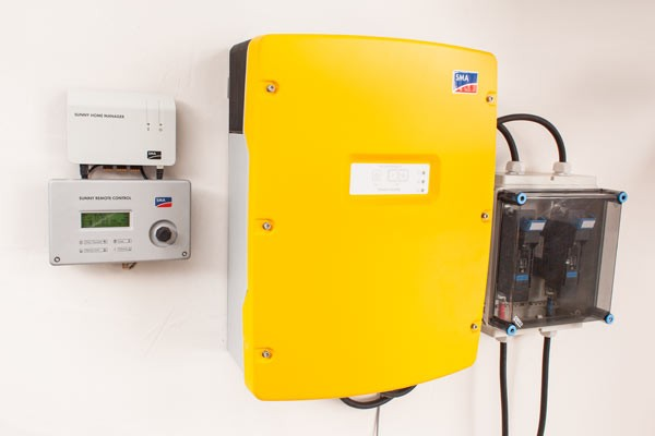 SMA Strommanager - Speichersystem