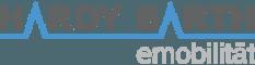 Logo Hardy Barth e-Mobilität